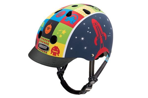 nutcase little nutty bike child helmet. Black Bedroom Furniture Sets. Home Design Ideas
