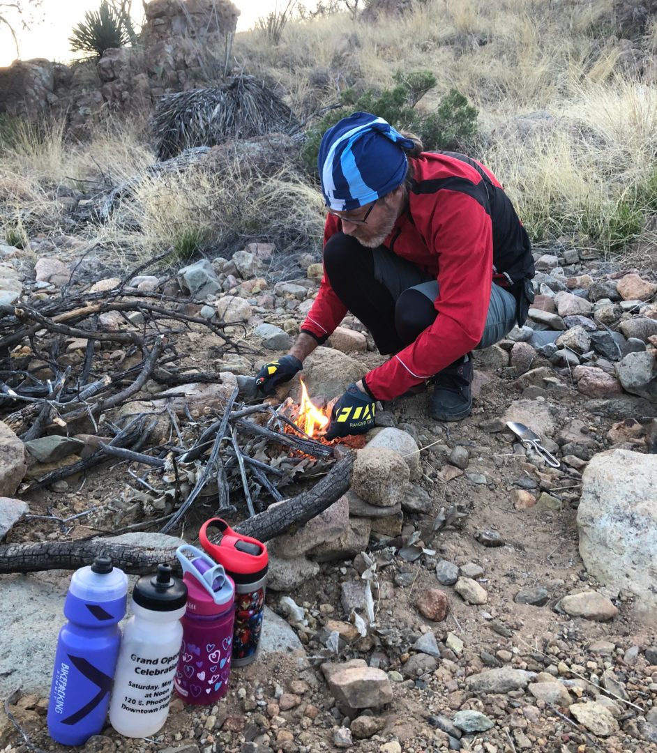 Preparing for Your First Bicycle Campout (Even if you've
