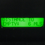 Distance to Empty