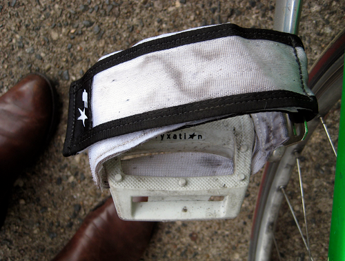 Fyxation's Gates Pedals and Straps