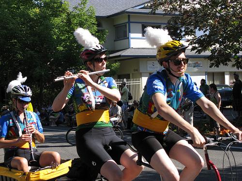 Goofy Riders