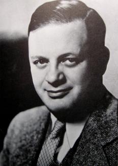Screenwriter Herman Mankiewicz