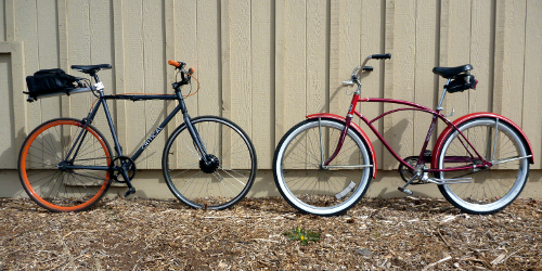 Single Speed Times Two