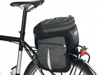 Vaude Silk Road Plus Rack Top Bag